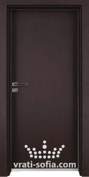 Алуминиева врата – GRADDE цвят Ribeira