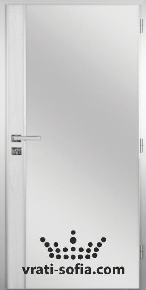 Алуминиева врата – GRADDE цвят SIBIREN