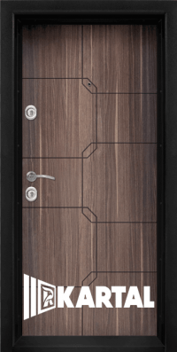 Блиндирана врата Картал T 910