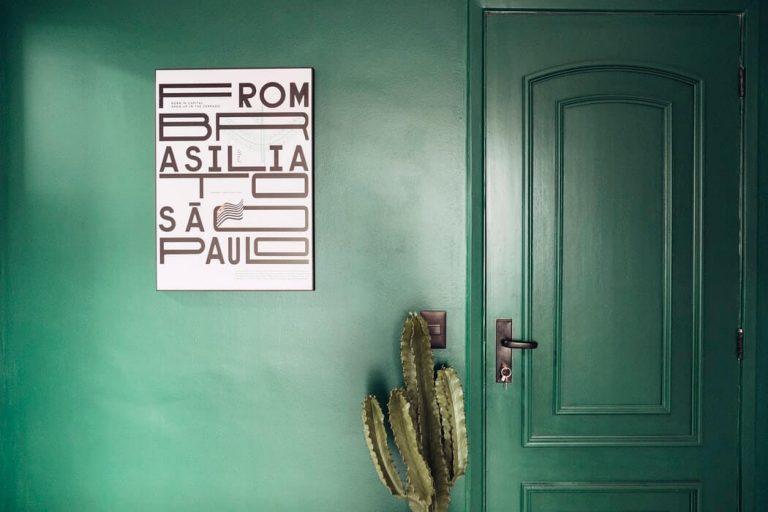 Основни съвети как да съчетаем цвета на вратата с цвета на пода