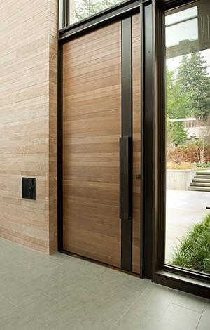 modern front door inspiration