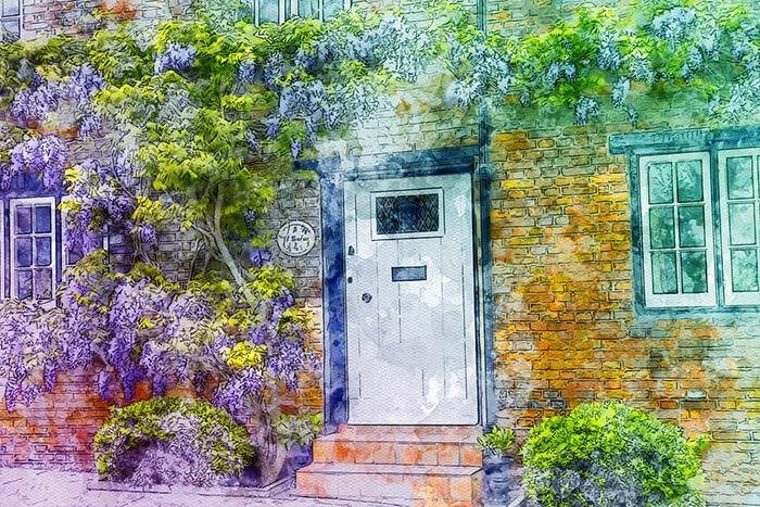 Произхода на вратите