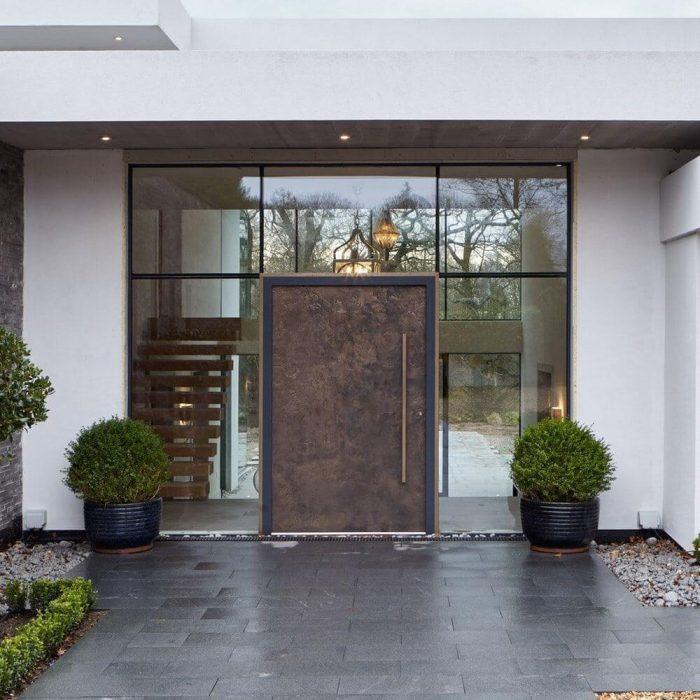 Изберете композитна входна врата