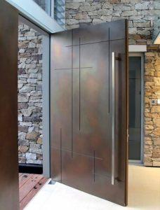 Метална Входна Врата 2020