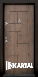 Блиндирана врата T 100 Антик