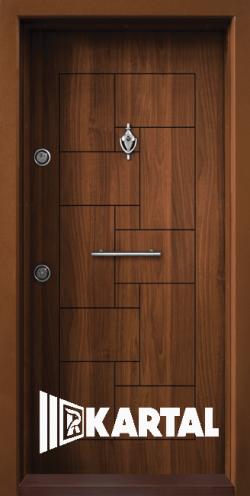 Входна блиндирана врата T 100 C 02