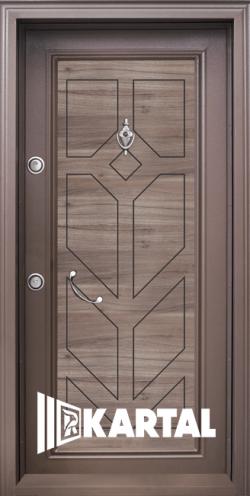 Блиндирана входна врата T 686 03