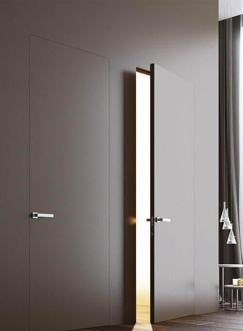Правила за грижа за вътрешните врати при различни покрития